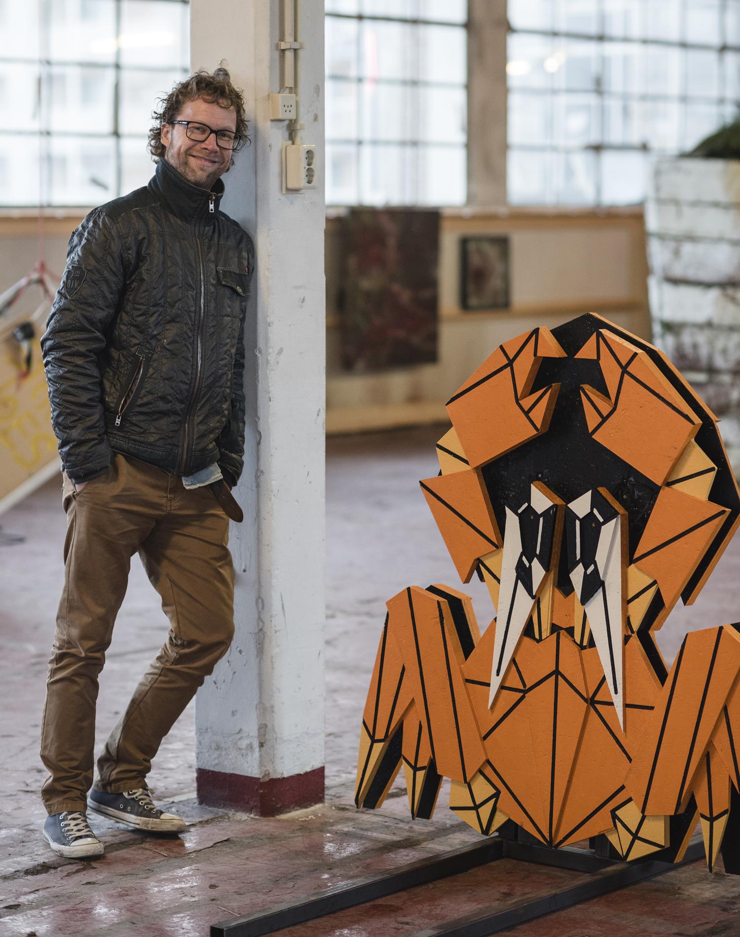 Lars de Ruijter Angulars - About me