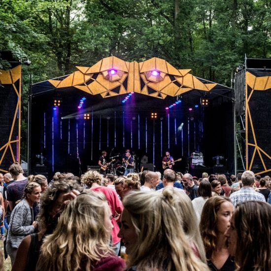 Angulars on a festival